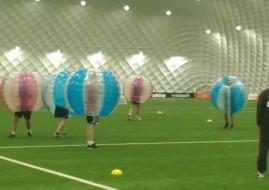Bubble-voetbal 4x4