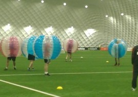 Bubble-voetbal