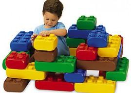 Mega Legoblokken