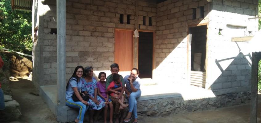 Een woning voor het gezin van Maha