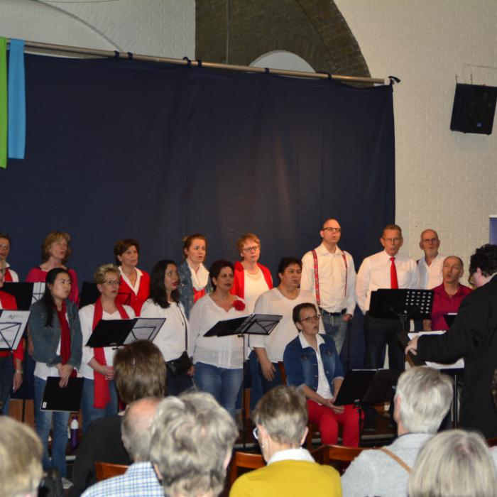 optreden Witte Kerkje 2019